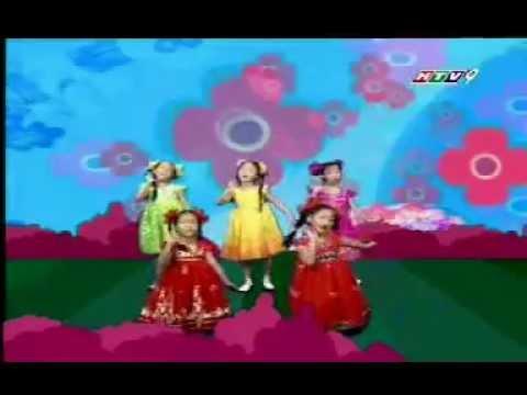 Ra chơi vườn hoa - Lê Đoàn Phương Anh và các bạn