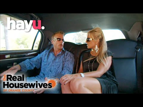 Tamra Tells Simon She Wants A Divorce | The Real Housewives of Orange County