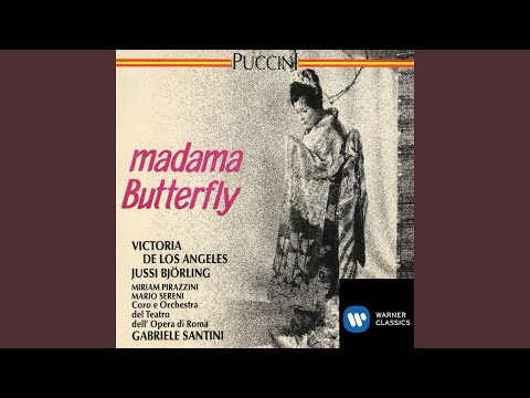 "Madama Butterfly, Act 2 Scene 2: ""Addio, Fiorito Asil"" (Pinkerton, Sharpless)"