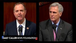 Watch McCarthy Shut Down Adam Schiff