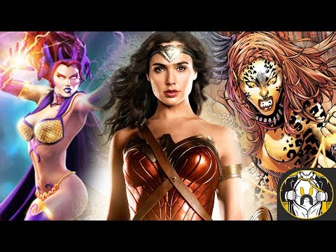 How To Do: Wonder Woman 2