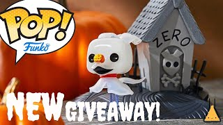 Giveaway, Funko POP Mail Call & Unboxings