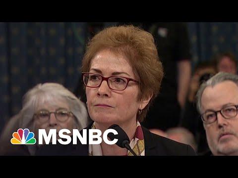 Federal Investigators Look Into Giuliani's Role In Ouster of U.S. Ambassador to Ukraine | MSNBC