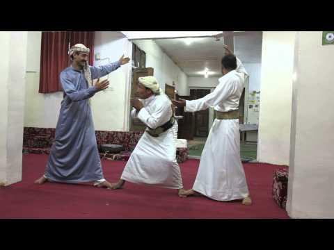 Yemeni Traditional Music Party, Manakha Local Hotel