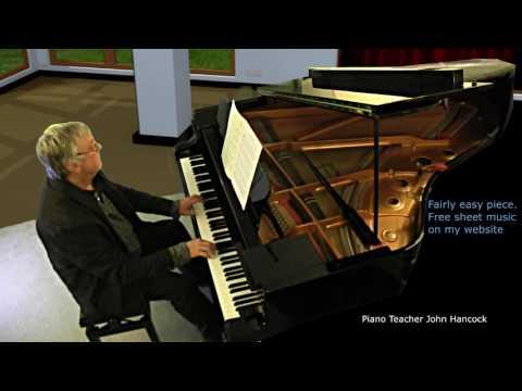 Beginner Piano  sheet music Free