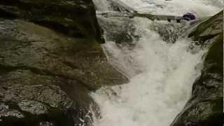 長良川シャワークライミング スライダー
