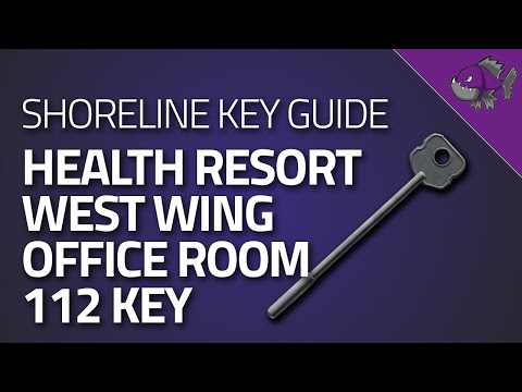 Office 112 West Wing Key - Key Guide - Escape From Tarkov