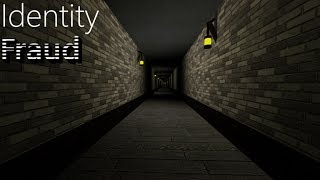 ROBLOX LIVE - PLAYING THE SCARIEST GAME ON ROBLOX! (Identity Fraud)