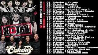 Download LAGU INDONESIA    COKELAT , KOTAK , WINNER    KUMPULAN TERPOPULER BAND INDONESIA