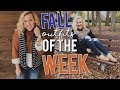 PREPPY FALL OUTFITS OF THE WEEK ( End of October 2017)    Kellyprepster