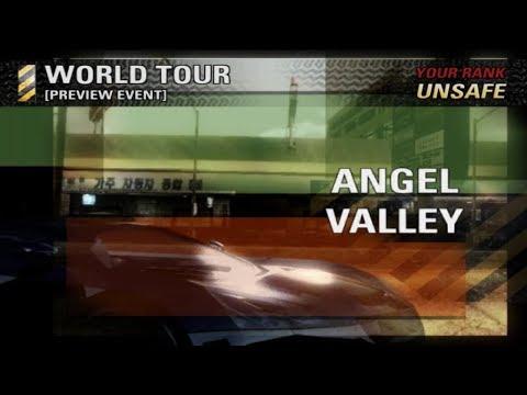 Burnout Revenge (PS2) - Angel Valley - 동영상