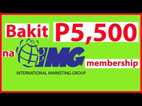 Bakit P5,500 Na IMG Membership
