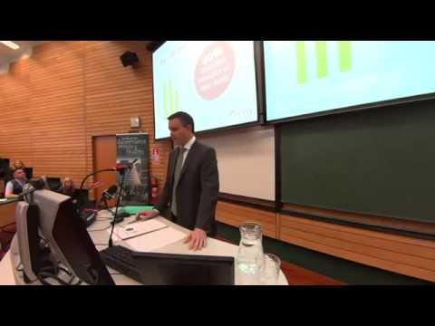 Green co-leader James Shaw Speech at Government Buildings