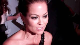 Brooke Burke 'Dancing with the stars' host interviewed at the 10th Annual Smile Gala
