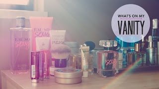 VLOG | What's on my vanity space Thumbnail