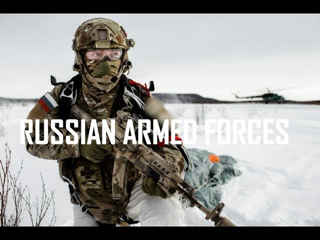 Russian Armed Forces 2017
