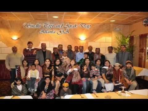 Sindhi Topi and Ajrak Day Atlanta