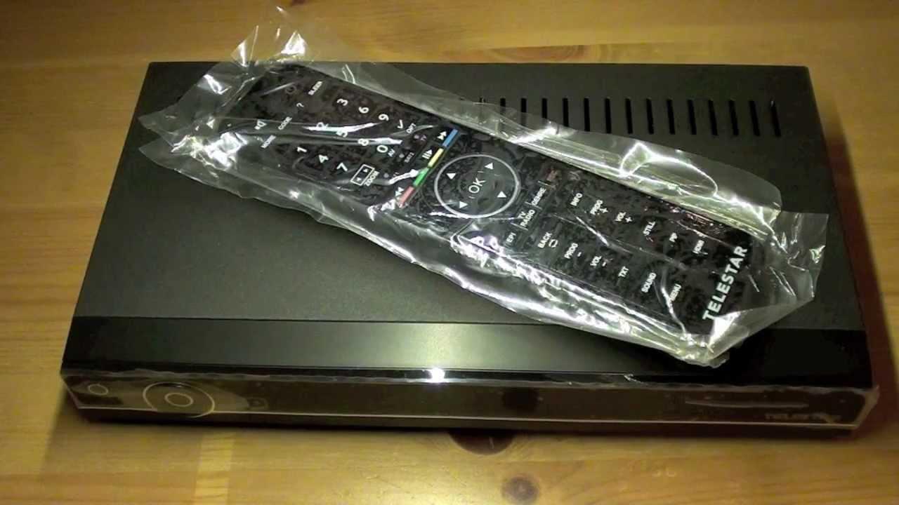 Lars Reviews - Telestar Diginova 10 HD+ Review [DEUTSCH