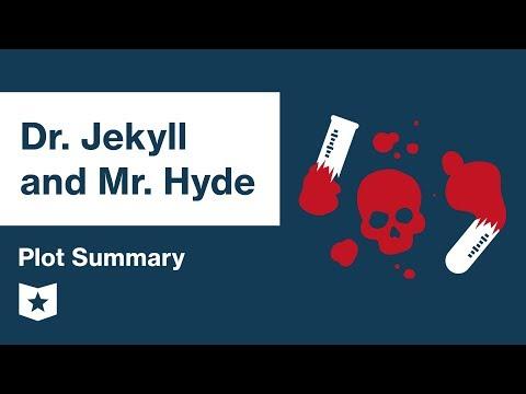 Dr. Jekyll and Mr. Hyde by Robert Louis Stevenson | Plot Summary