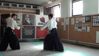 jo no awase 7 [TUTORIAL] Aikido advanced weapon technique: