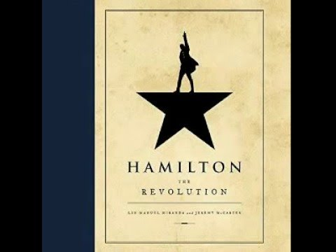 Hamilton: The Revolution Audio Book - Lin-Manuel Miranda