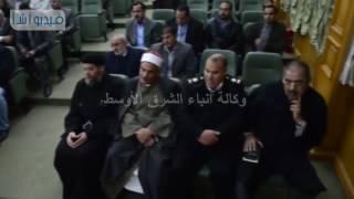 بالفيديو: محافظ مطروح خلال المجلس الاقليمى للصحة: توفير التحاليل والأدوية لمصابي فيرس