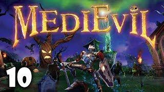 Śpiąca Wioska #10 MediEvil PS4   PL   Gameplay   Zagrajmy w