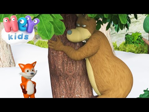 песенка про медведей клип