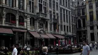 Bélgica - Bruxelas 2007