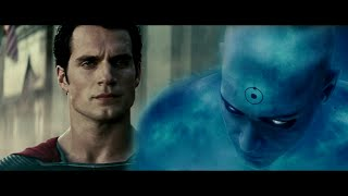 Repeat youtube video Superman vs Dr Manhattan FAN Trailer
