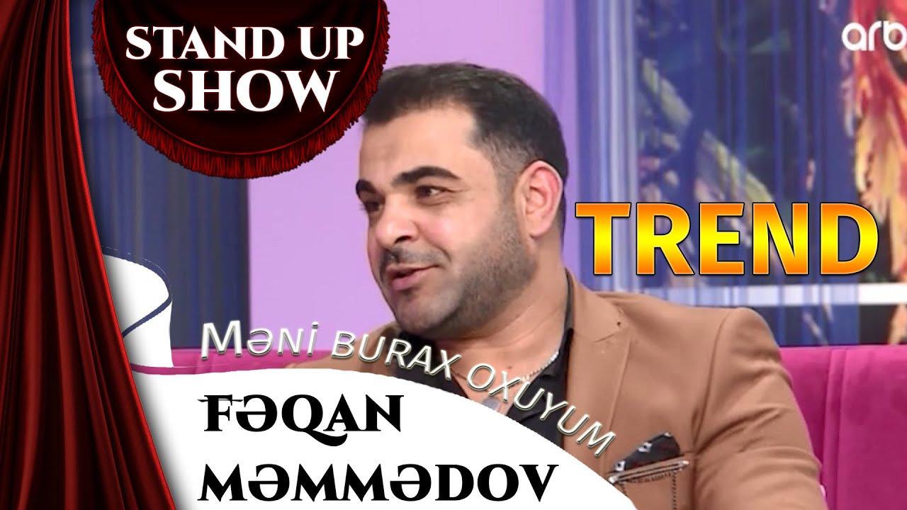 Fəqan Məmmədov - Meni burax oxuyum - Stand up show