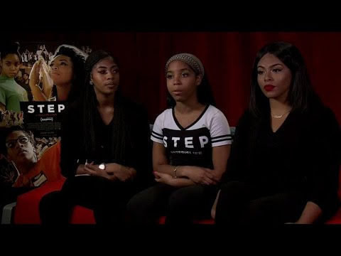 Stars of documentary 'Step' on growing up in troubled inner-city of Baltimore