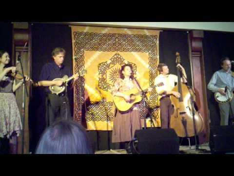 Where is my little cabin home - Kathy Kallick band
