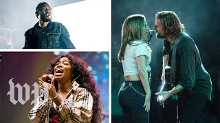 2019 Grammy nominations: It's the year of the movie soundtrack