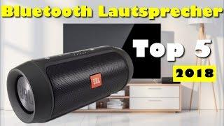 Top 5: Die besten Bluetooth Lautsprecher 2018
