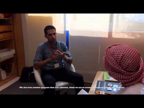 Interview in Abu dhabi Autism Center HCT