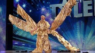 Dennis Egel - Britain's Got Talent 2012 audition - International version