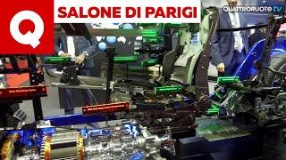 La tecnica vista da Roberto&Roberto: ma di quanti pezzi è fatta un'auto?