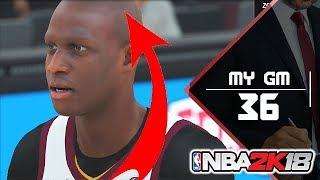 [MyGM]: BALDWIN KLAUT MEINEN STYLE - NBA 2K18 [036] - Lets Play | Maxx | Deutsch