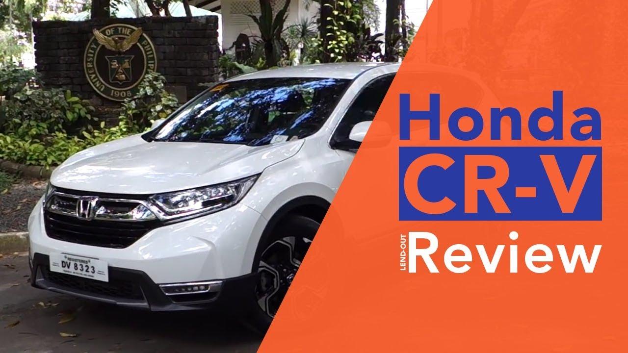 2018 Honda CR-V 1.6 S Diesel Car Review