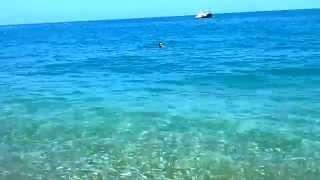 Бассейн.Пляж.Море.Daima Biz Resort 5* Турция,Кемер,Кириш.