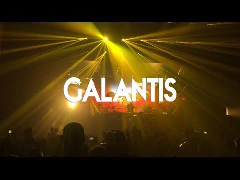 GALANTIS Live in LONDON l 14-02-2018