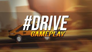 #drive Android Gameplay   Endless Racing Game