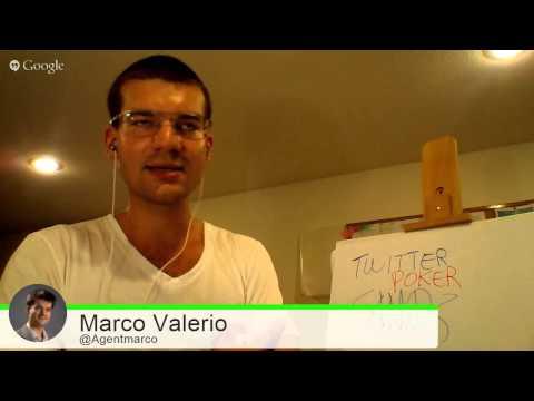 Twitter in the online poker industry