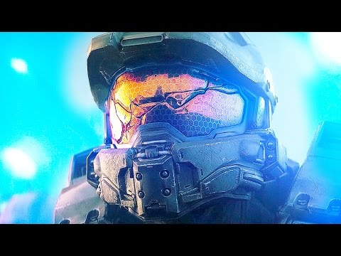 Halo 5 FULL MOVIE GAME All Cutscenes (With Legendary ENDING) Halo 5 Gameplay