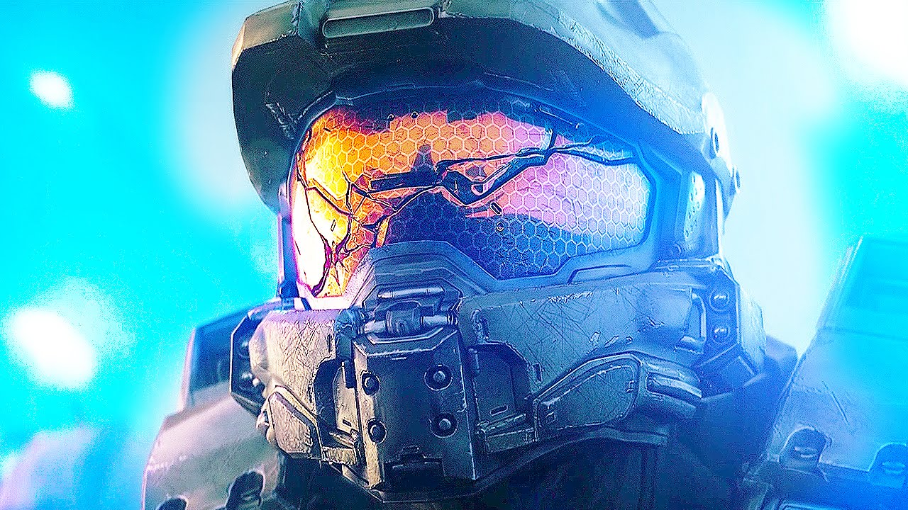 Halo 5 All Cutscenes FULL MOVIE (With Legendary ENDING