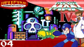 Mega Man 4 playthrough [Part 4: Not with a Bang, But with a Whimper]  *FINALE*
