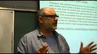 10 Anos da Lei de Biossegurança e os Transgênicos no Brasil