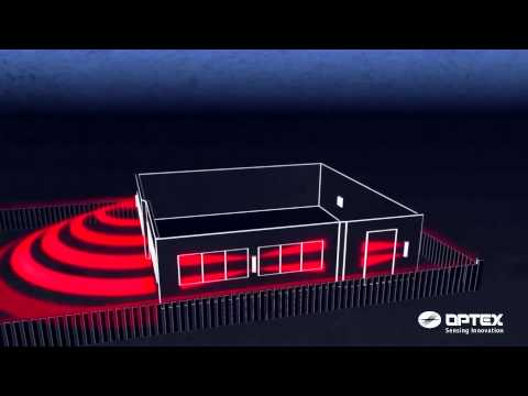Redscan Laser Fence Perimeter Security Doovi