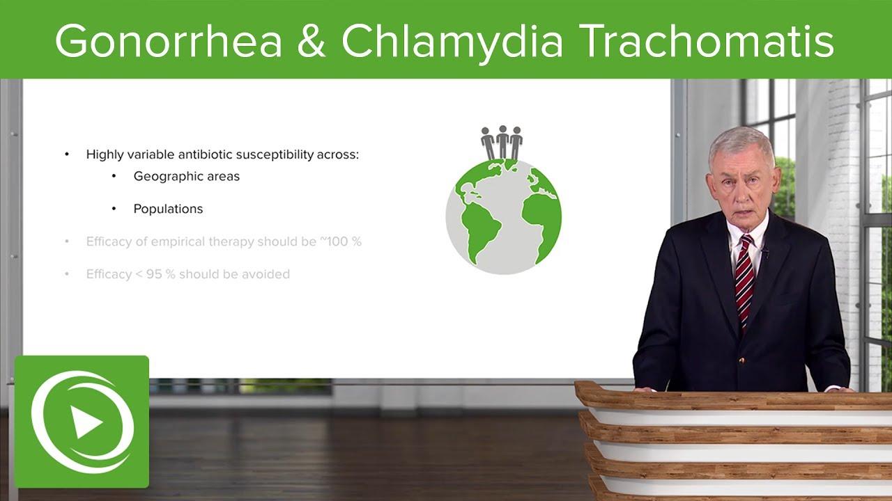 Gonorrhea & Chlamydia Trachomatis – Infectious Diseases | Lecturio